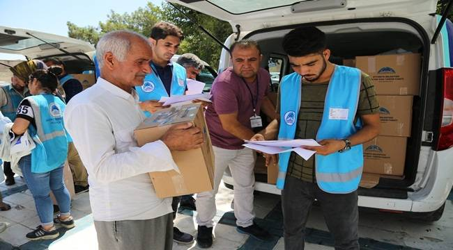 Eyyübiye Belediyesinden Çölyak Hastalarını Unutmadı
