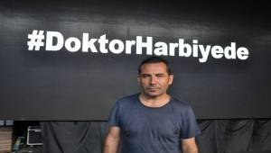 Ferhat Göçer Sağlık'ta Şiddete Dikkat Çekti