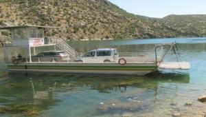 Fırat Nehri'nde Feribot Taşımacılığına İlgi
