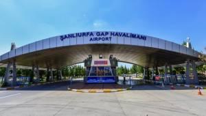 GAP Havalimanında Hac Bereketi