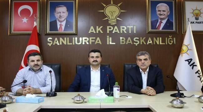 Halef Selef Başkanlar Bir Araya Geldi