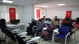 Haliliye'de Üniversite Tercih Destek Merkezi Kuruldu