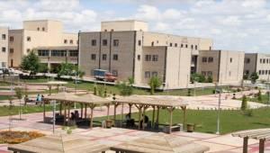 Harran Üniversitesi Türkiye 8.'si oldu