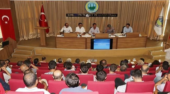 İmar Barışı Çalıştayı Düzenlediler