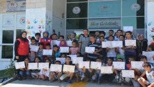 İpekyol Gençlik Merkezinden Yaz Okulu Projesi