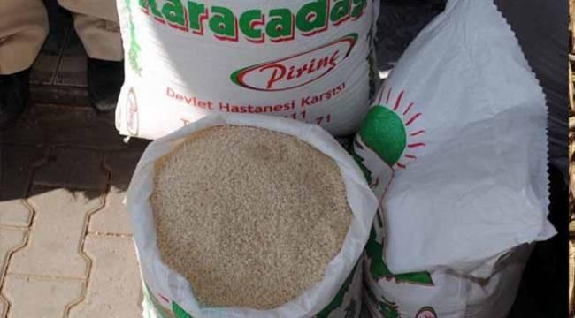 Karacadağ Pirincini Tescillediler