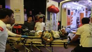 Karaköprü'de Kaza 2'si Ağır 7 Yaralı
