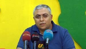 Kemal Süt Şanlıurfaspor Başkanlığına Aday