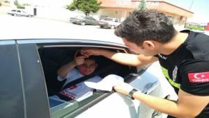 Kırmızı Düdük Projesi Urfa'da Başladı
