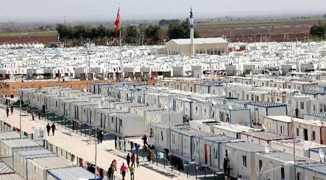 Mardin'deki Mülteciler Urfa'ya Getiriliyor