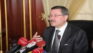 Melih Gökçek'ten Şanlıurfa Büyükşehir Başkanlığı Açıklaması