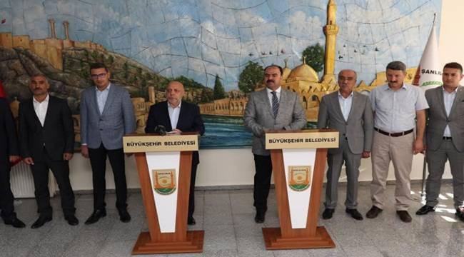 Şanlıurfa Büyükşehir Belediyesinde Toplu İş Sözleşmesi İmzalandı
