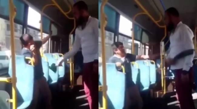 Şanlıurfa'da küçük çocuğa kemerli dayak - Video Haber