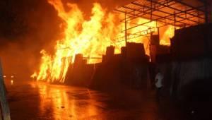 Şanlıurfa'daki yangın söndürüldü