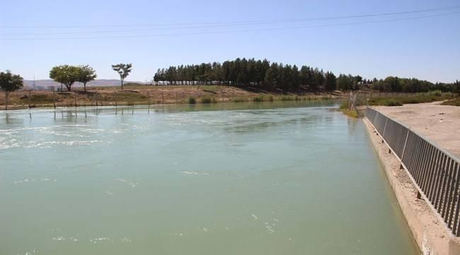 Sulama Kanalına Düşen Çocuk Kayboldu