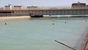 Sulama Kanalında Ölümüne Serinlik