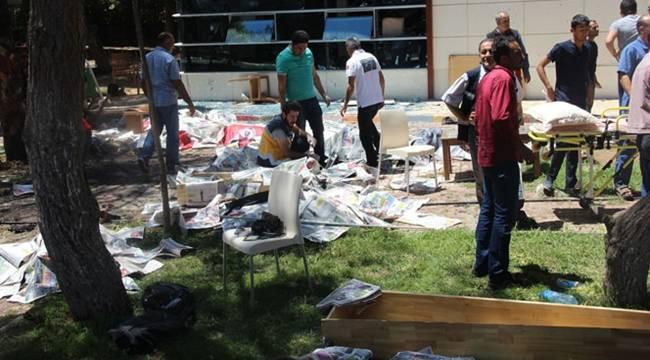 Suruç'taki Canlı Bomba Davası Ertelendi