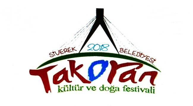 Takoran Kültür ve Doğa Festivali Yapılacak
