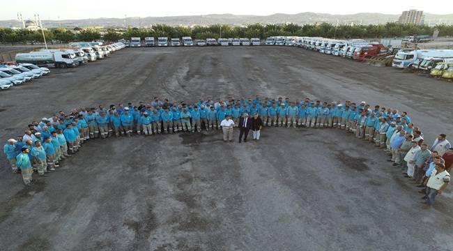 Tertemiz Haliliye Noktasında Çalışıyorlar-Videolu Haber
