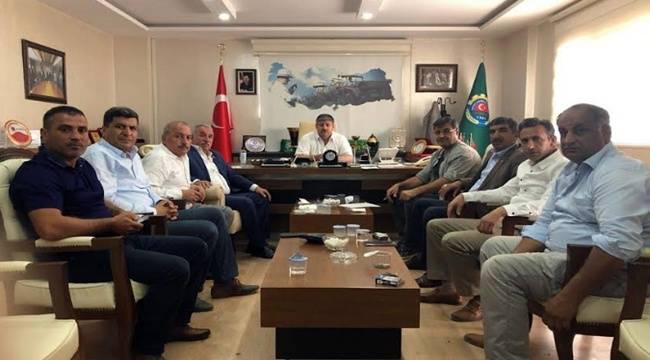 Urfa'da 2018 Yılı Pamuk ve Mısır Biçim Ücretleri Açıklandı