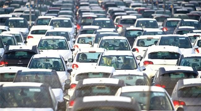 Urfa'da 21 Kişiye Bir Otomobil Düşüyor