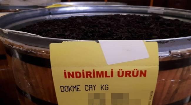 Urfa'da Çay Tiryakilerine Kötü Haber