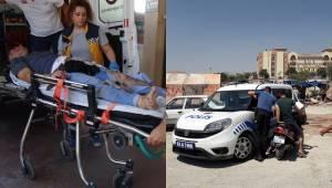 Urfa'da Kasaplar Birbirini Bıçakladı
