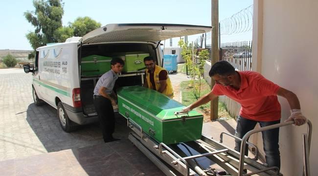 Urfa'da Sulama Kanalında Kadın Cesedi Bulundu