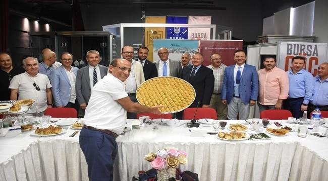 Urfa'dan Başlatılmıştı Son Durakları Bursa Oldu