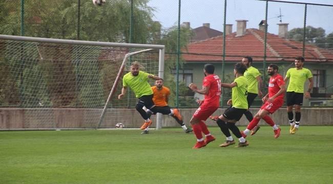 Urfaspor Çatalcaspor'u Yendi