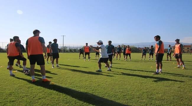 Urfaspor'da Tempo Arttı