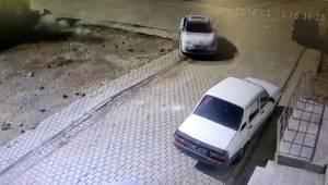 Viranşehir'de Cinayetle Biten Silahlı Saldırı Kamerada