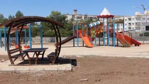 Zeytin Dalı Parkında Çalışmalar Hız Kazandı
