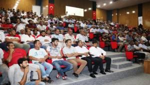 Akçakale'de Uyuşturucu İle Mücadele Konferansı