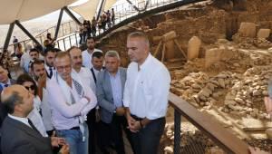 Kültür ve Turizm Bakanı Ersoy'dan Şanlıurfalılara Müjde