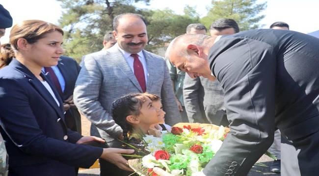 Bakan Mehmet Nuri Ersoy Şanlıurfa'ya Geldi