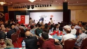 Bakan Selçuk Gaziler Onuruna Verilen Yemeğe Katıldı