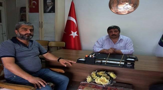 Başkan Yalçınkaya'dan Başkan Güler'e Ziyaret