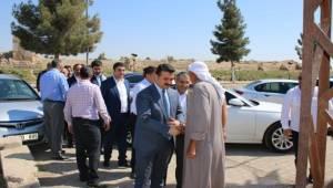 Başkan Yıldız Harran ve Akçakale'yi Ziyaret Etti