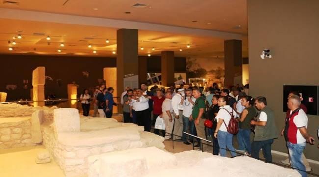 Başkanlar Urfa'ya Hayran Kaldı