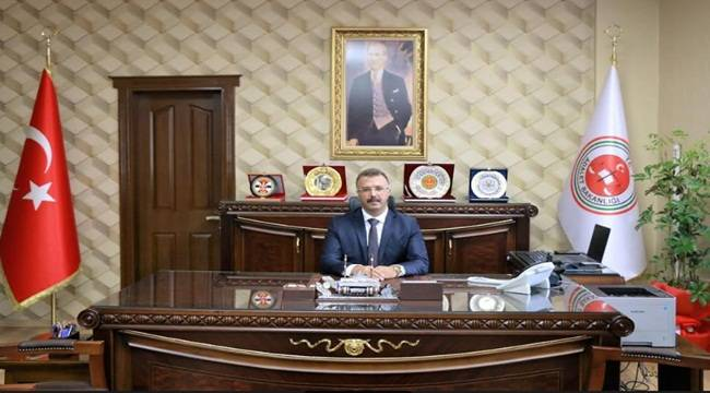 Başsavcı Öztoprak'tan Yeni Adli Yıl Mesajı