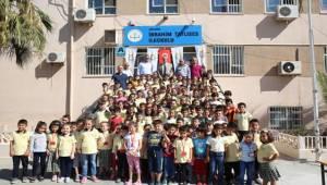 Demirkol İbrahim Tatlıses İlkokulu Öğrencileriyle Buluştu