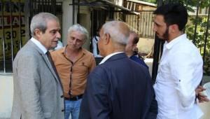 Demirkol, Mimar Sinan'da Vatandaşlarla Buluştu
