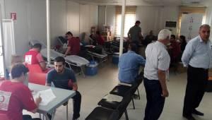 Dicle Elektrik'ten Kan Bağışı Kampanyasına Destek