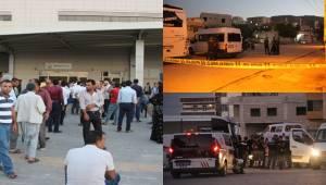 Eyyübiye'de Baltalı Kavga 1 Ölü 4 Yaralı