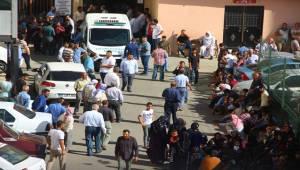 Eyyübiye'de Ölen 2 Kardeş Yakınlarına Teslim Edildi