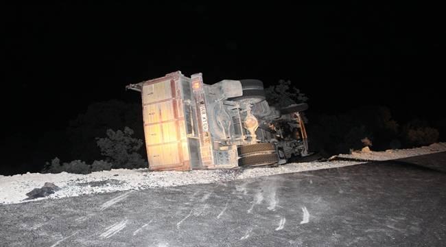 Fıstık İşçileri Kaza Yaptı 17 Yaralı
