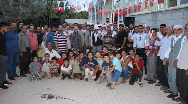 Haliliye'de 114 Kişinin Tapu Sevinci