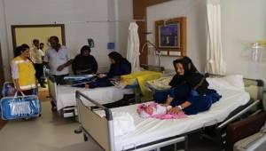 Haliliye'de Hoş Geldin Bebek Projesi Devam Ediyor