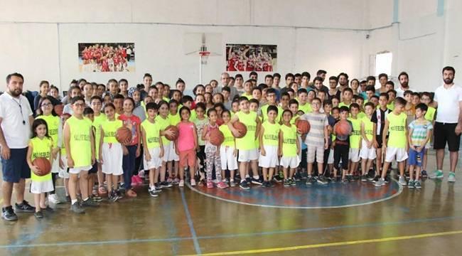 Haliliye'den Milli Sporcular Yetişecek